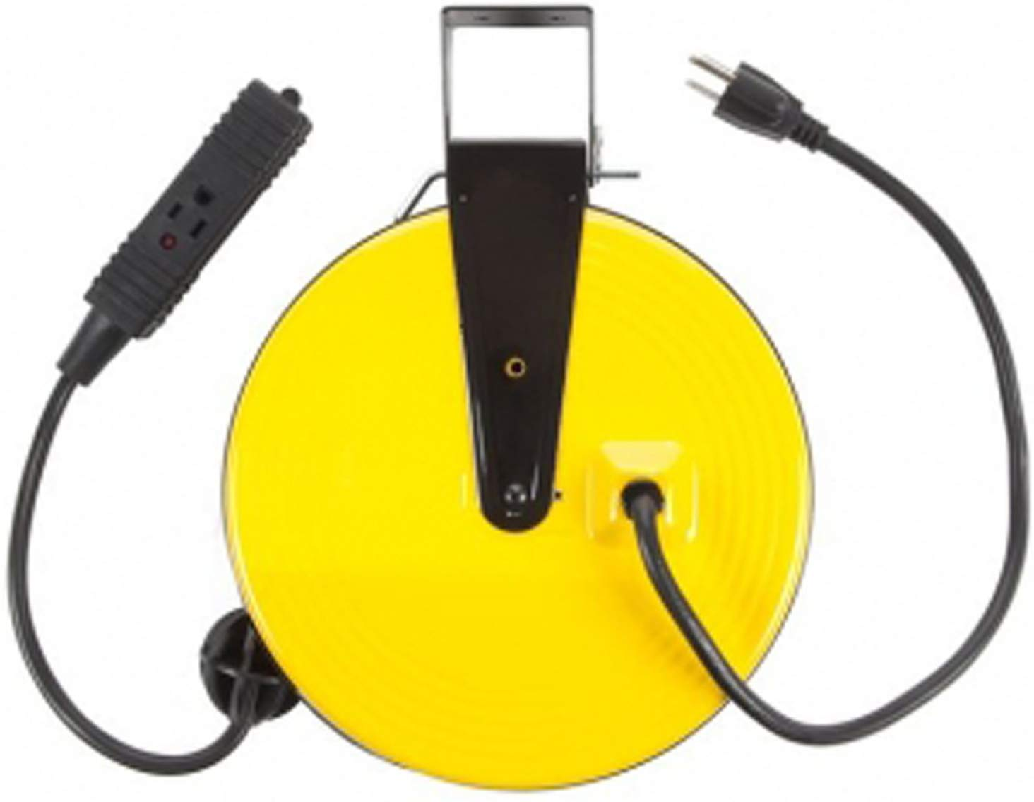 Bayco SL-800 Retractable Cord Reel with 3 Outlets