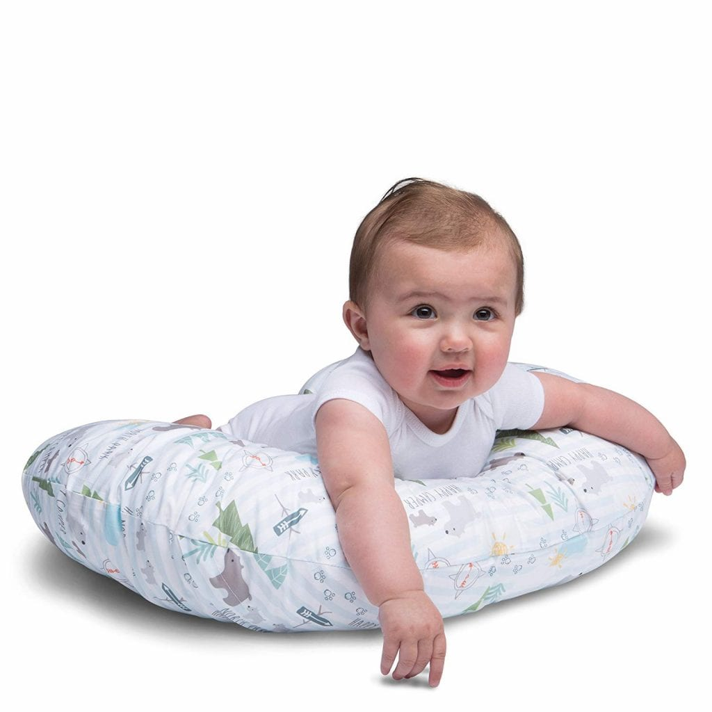 Boppy Nursing Pillow, North Park