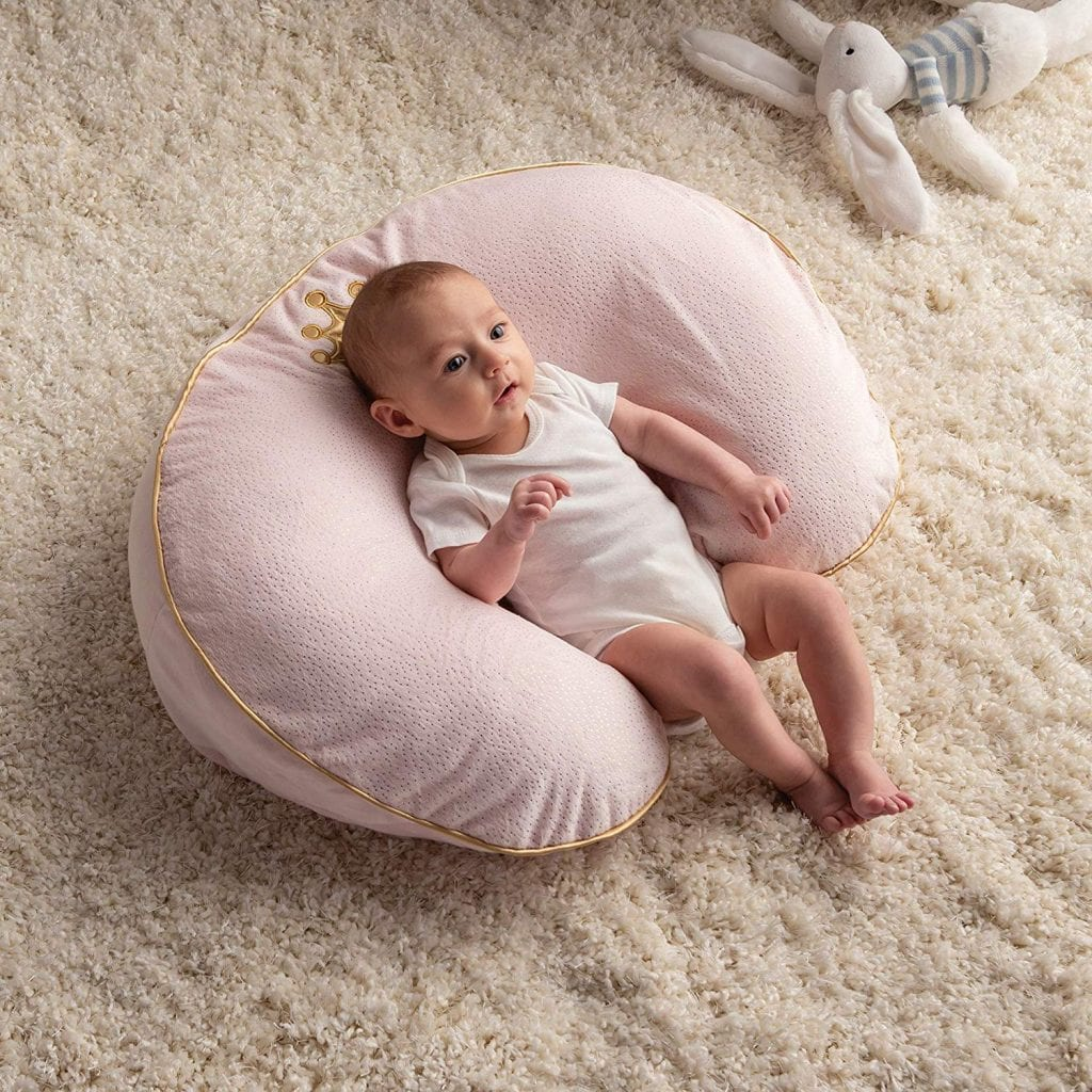 Boppy Pillow & Positioner, Pink Princess