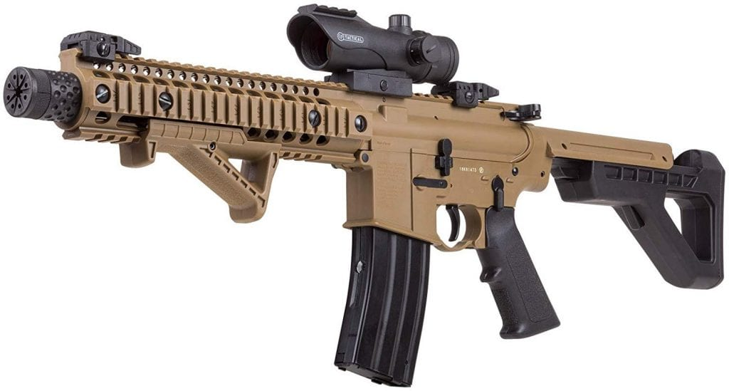 Crosman DPMS SBR Full-Auto BB Air Rifle Kit