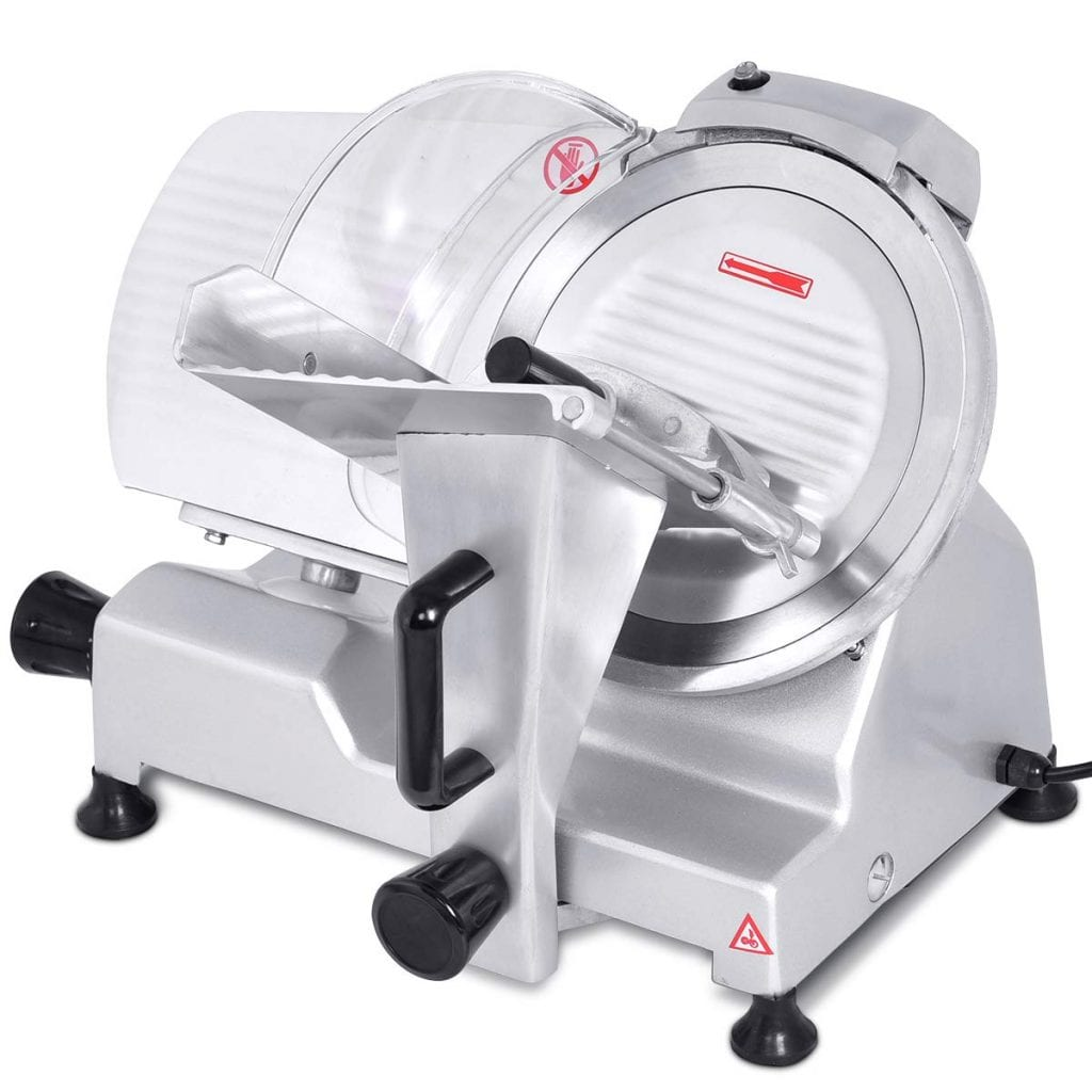Giantex 10 inch Blade Commercial Food Slicer