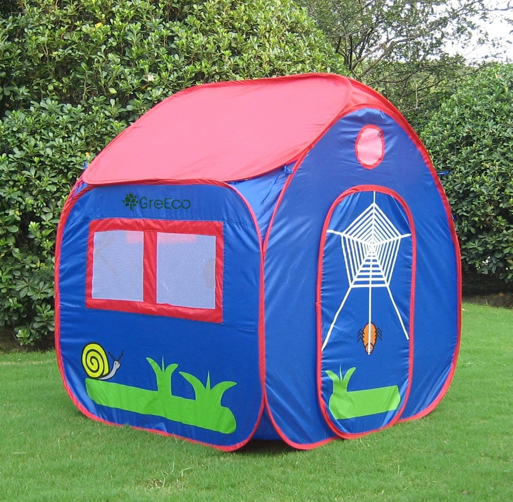 GreEco Kids Pop Up Tent, Play House Tent