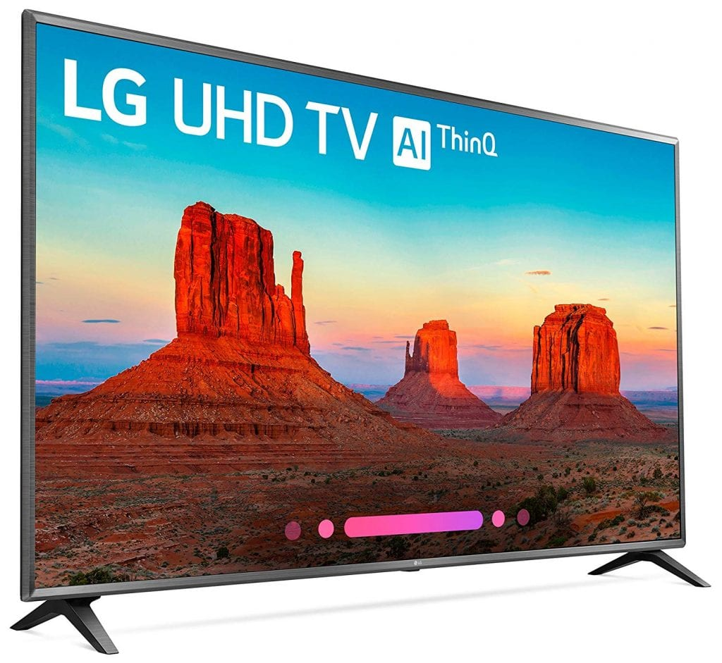 LG 75UK6570PUB 80 inch tv