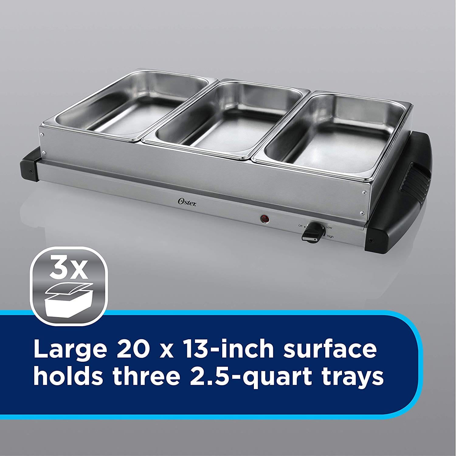 Oster Buffet Warming Tray