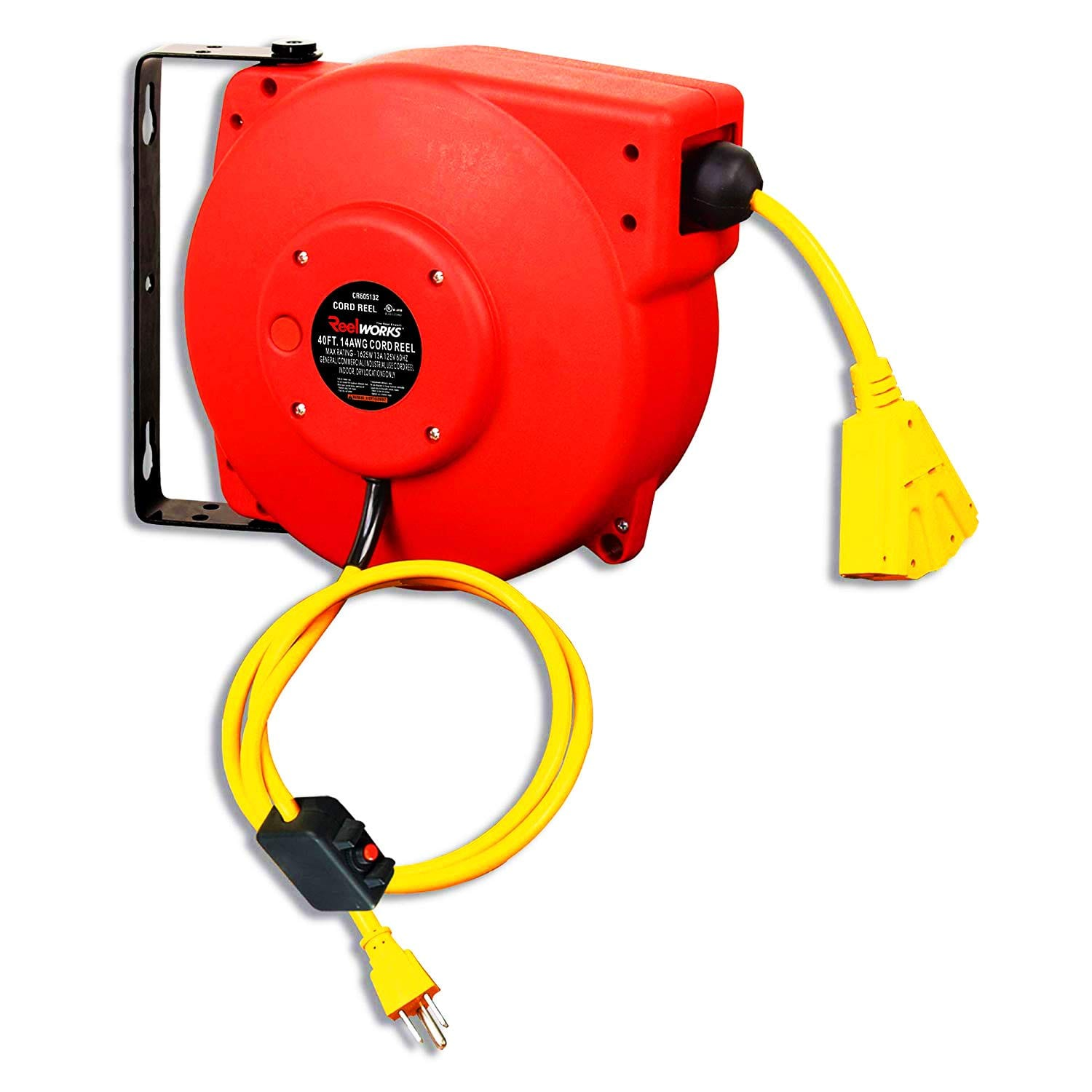 Reelworks Extension Cord Reel
