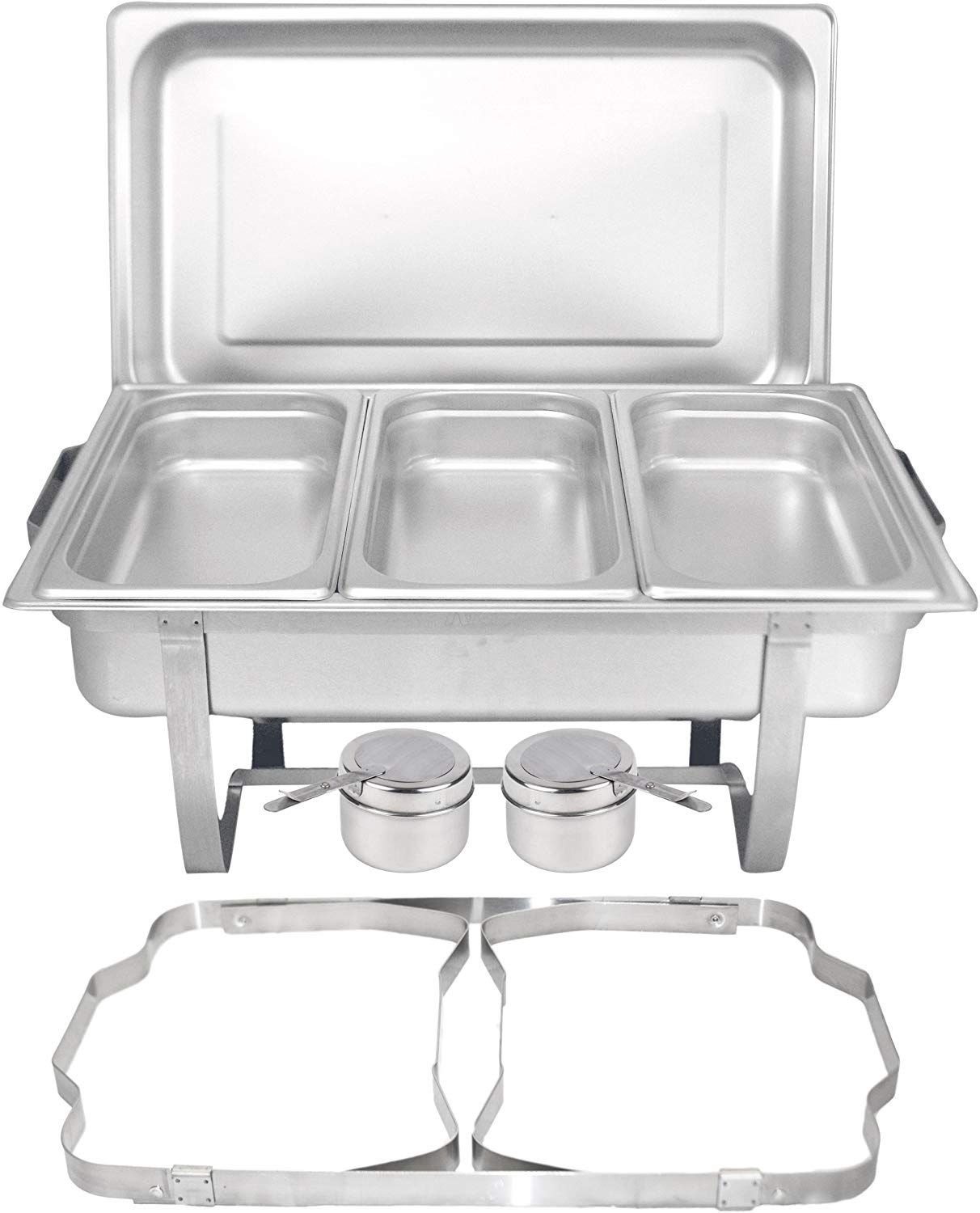 Tiger Chef Stainless Steel Chafer