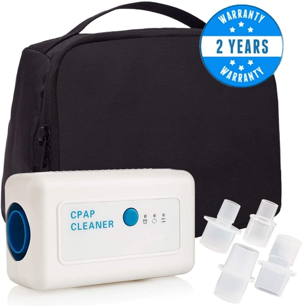 CPAP Cleaner and Sanitizer Bundle