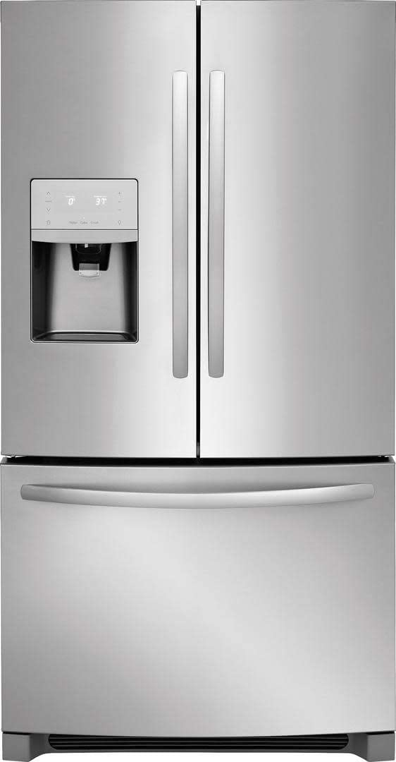 Frigidaire FFHD2250TS 36 Inch Counter Depth French Door Refrigerator