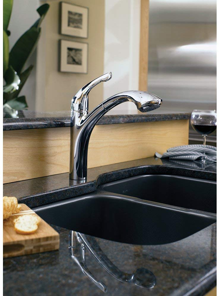 Hansgrohe Allegro E Premium 1-Handle 13-inch Tall Kitchen Faucet04076000