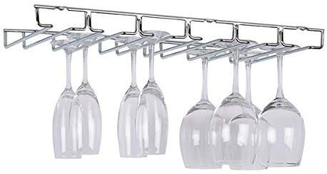 Organize It All Wine Glass Rack - 1876W