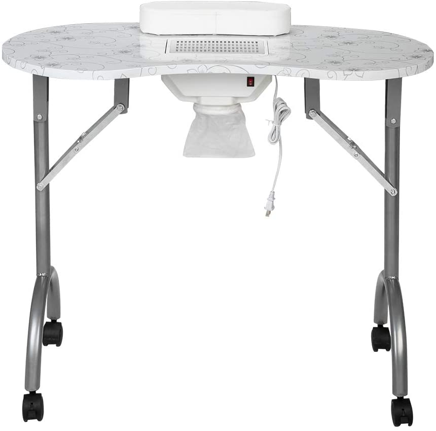 Pantaa Appliance Manicure Nail Table