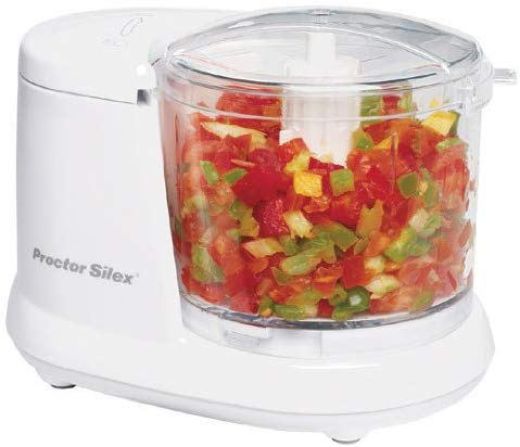 Proctor Silex Durable Mini 1.5-cup vegetable chopper and Food Processor
