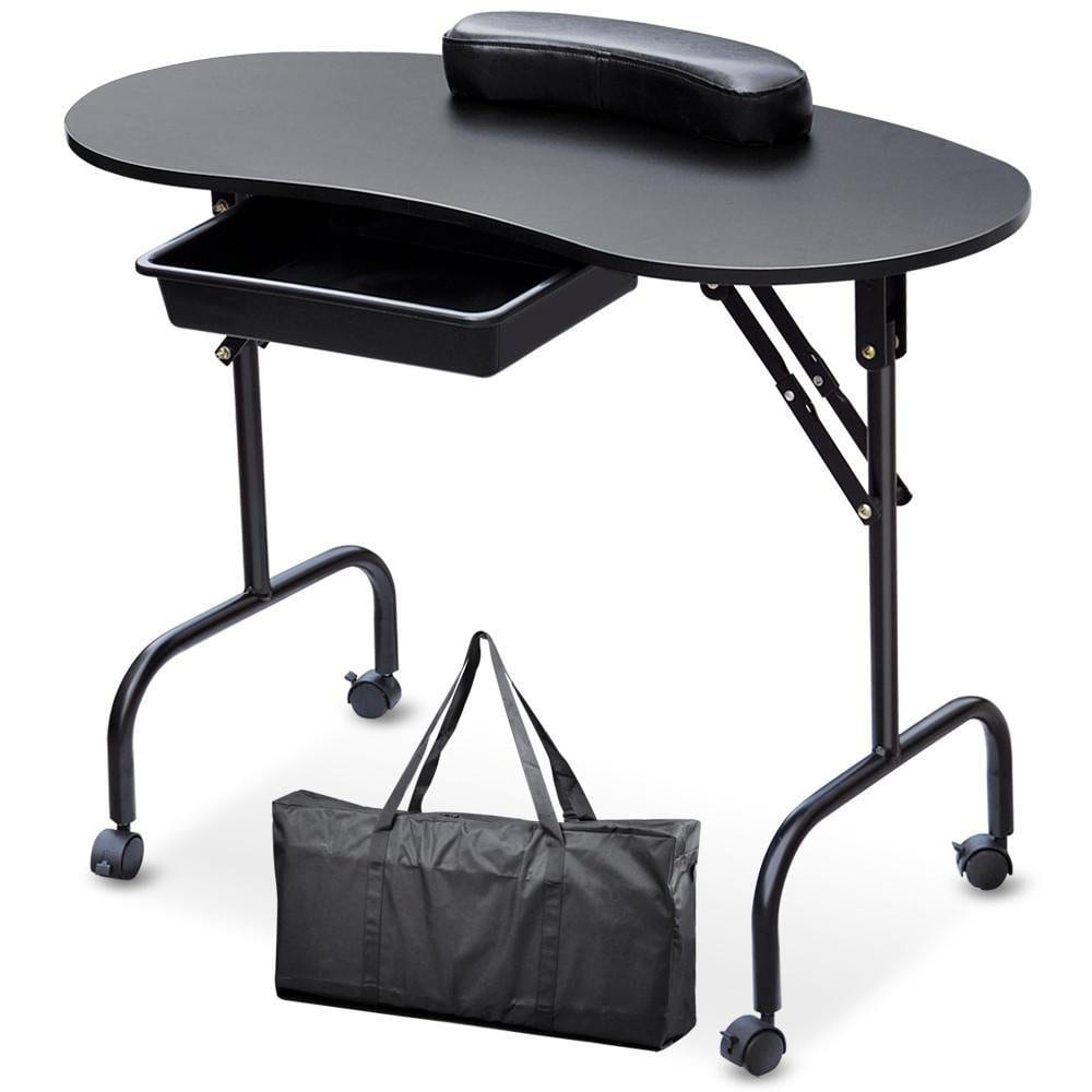 Topeakmart Manicure Nail Table