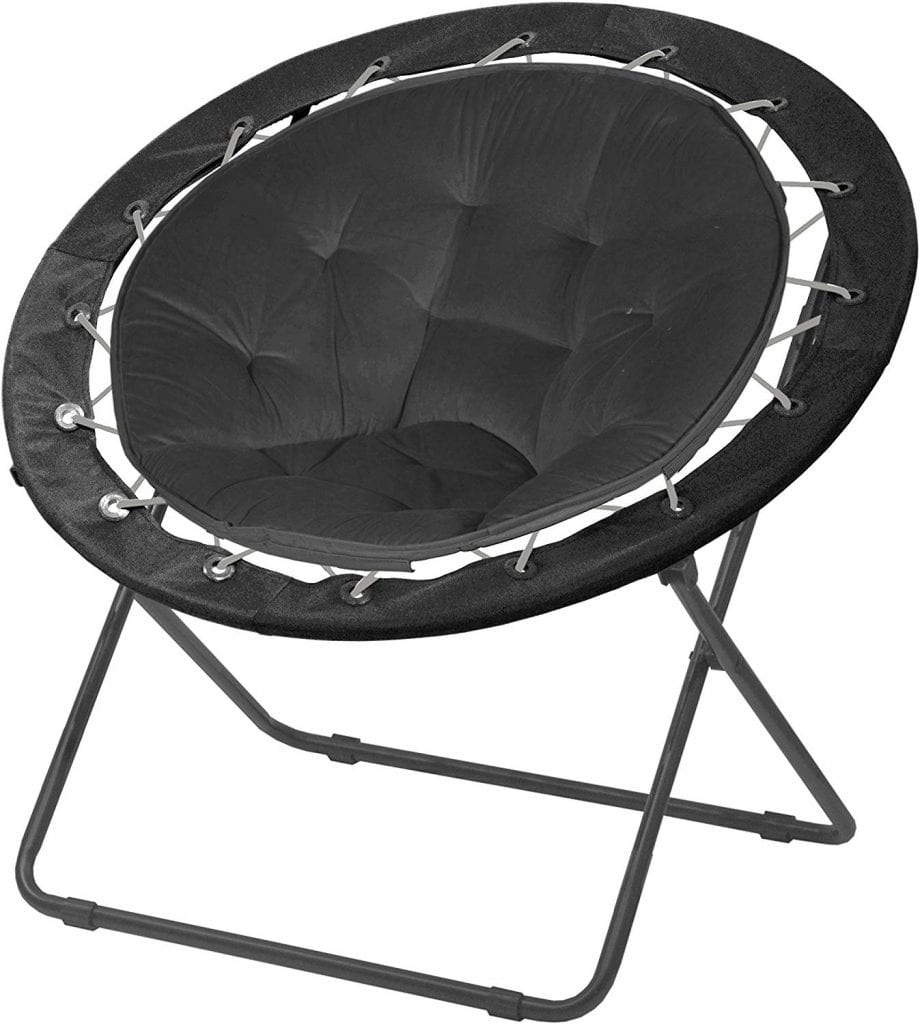 Urban Shop Bungee Saucer Chair