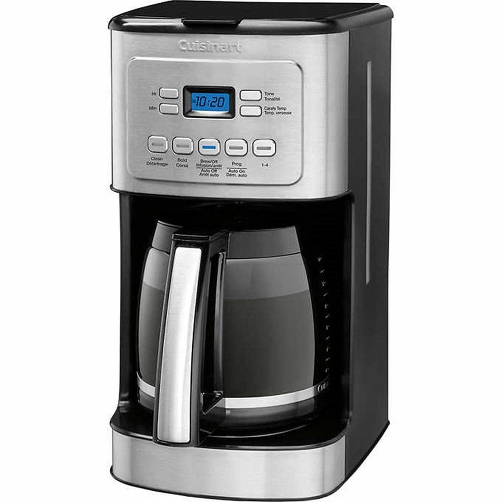 Cuisinart 14-Cup Coffeemaker Machine -Stainless Steel, Grey