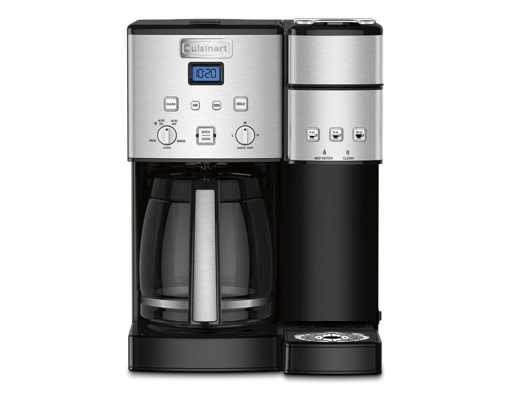 Cuisinart SS-15P1 Coffee Center, Silver