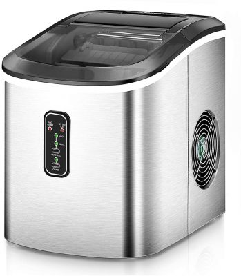 Euhomy Ice Maker Machine Countertop