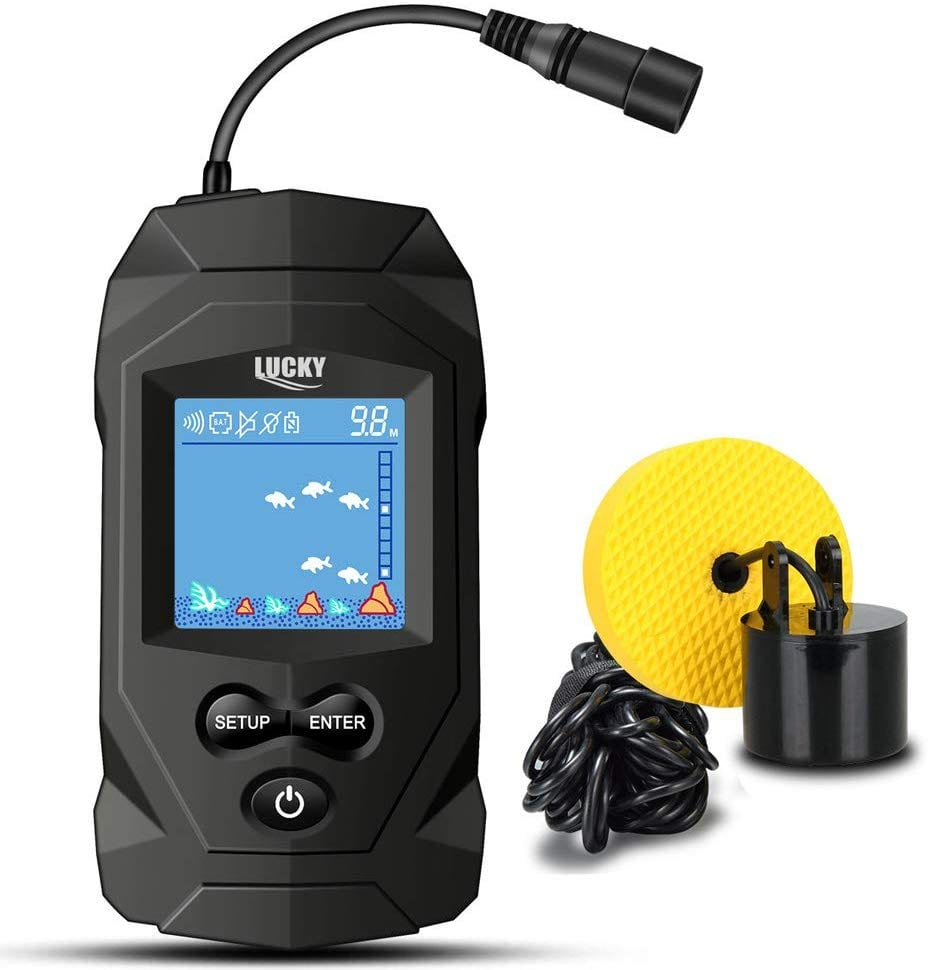 LUCKY Portable Fish Finders
