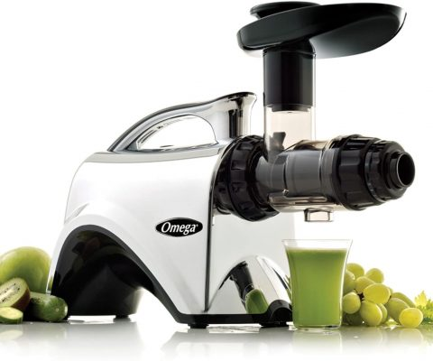 Omega Juicer Extractor and Nutrition