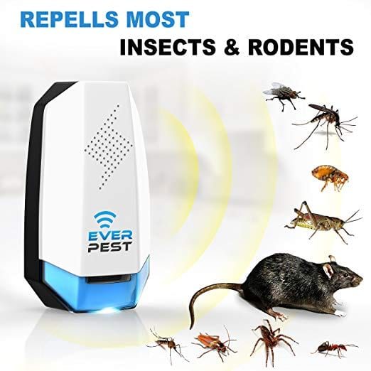 Ever pest repellent ultrasonic