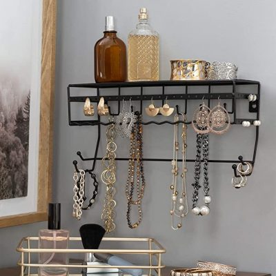 Simplify Jewelry Organizers - Hang Bracelets, Earrings, Necklaces, Scarves, Accesories