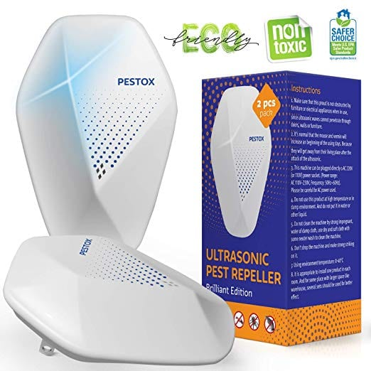 Pestox Ultrasonic Pest Repeller