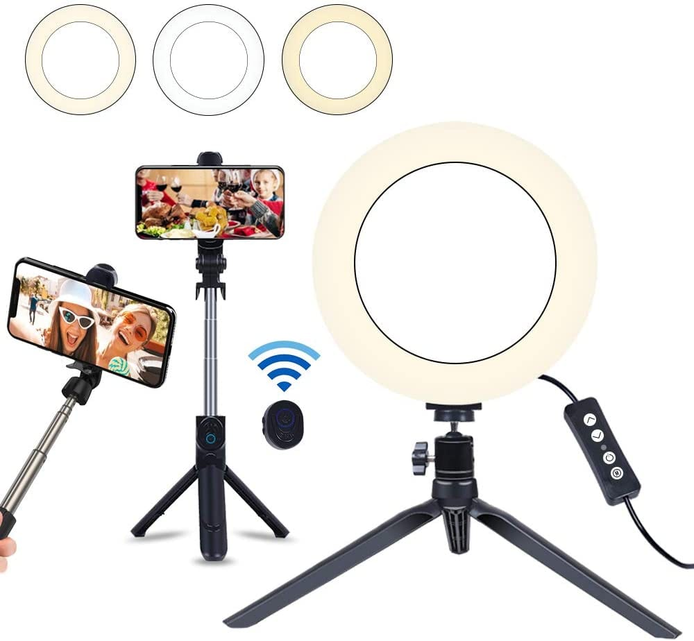 Save your 8″ Selfie Ring Light