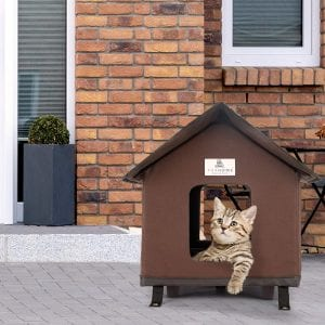 Furhome Collective Insulated Cat House