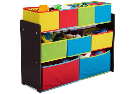 Delta Children 9 Bin Toy Organizer