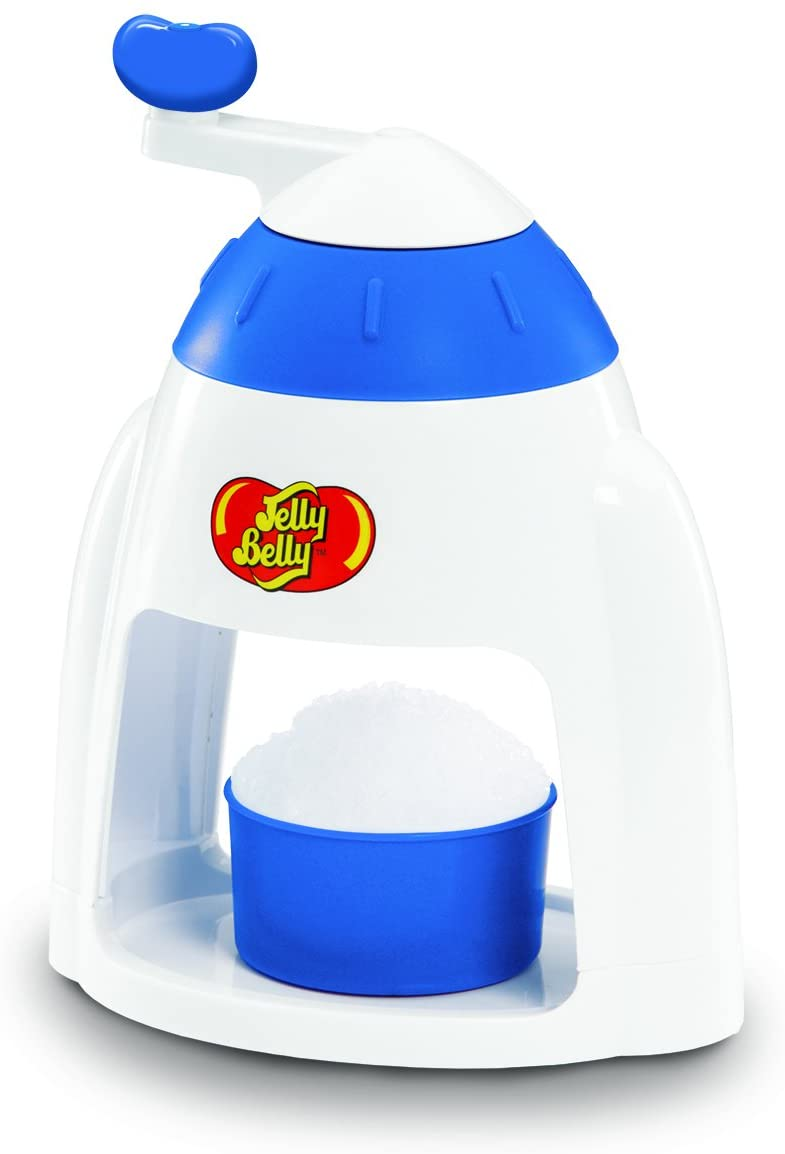 Jelly Belly Use Manual Commercial Snow Cone Maker Fast Fun and Easy Icy