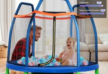 trampoline for kid
