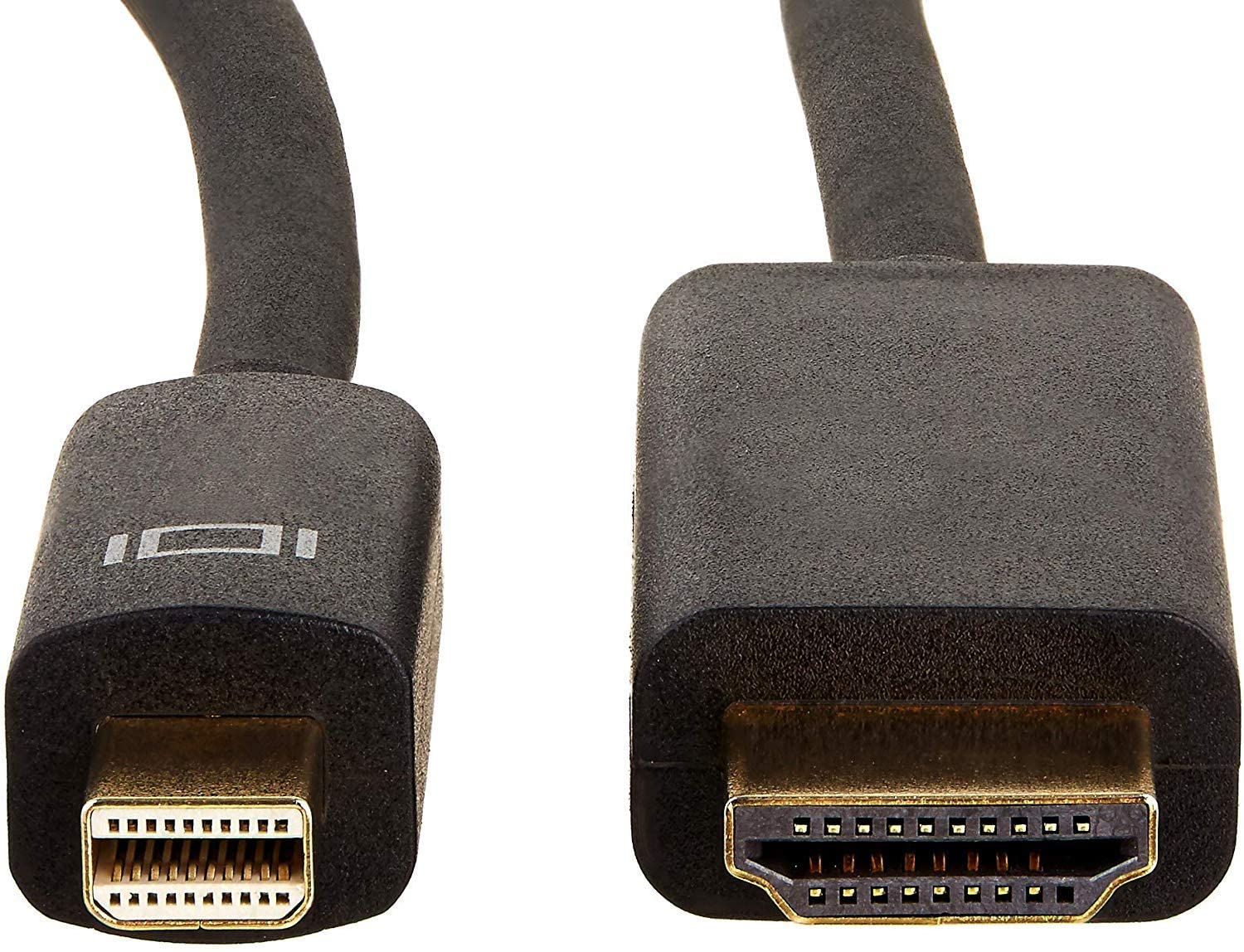 AmazonBasics Mini DisplayPort to HDMI Display Adapter