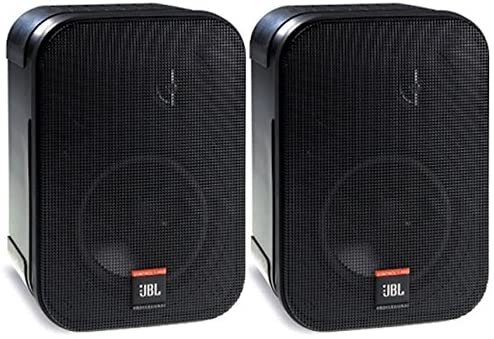 JBL Professional C1PRO High Performance 2-Way Professional Compact Loudspeaker System