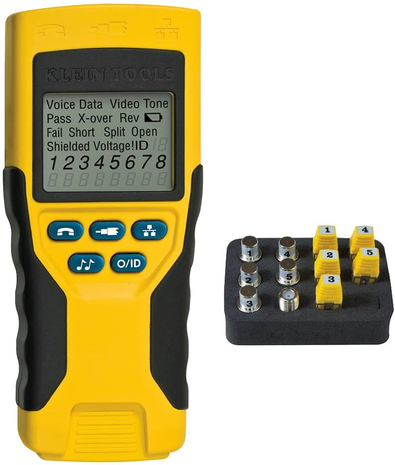 Klein Tools VDV501-823 Cable Tester