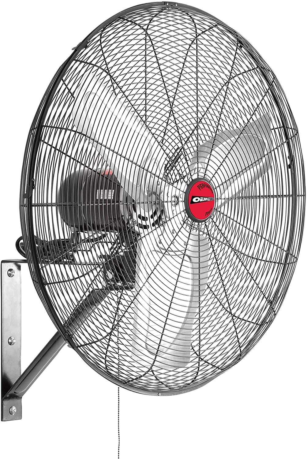 OEM TOOLS OEMTOOLS OEM24883 24 Inch Oscillating Wall Mount Fan