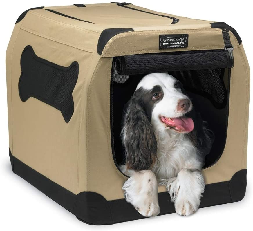 Petnation Port-A-Crate Indoor And Outdoor Home