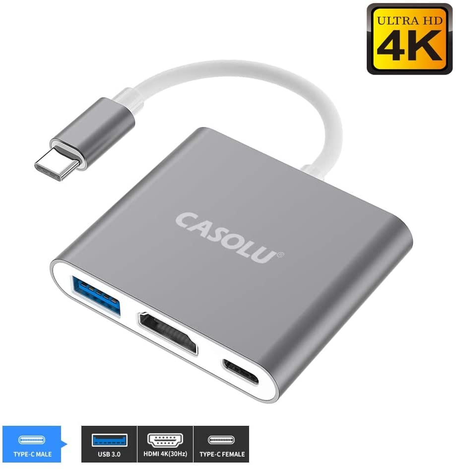 USB C to HDMI Adapter