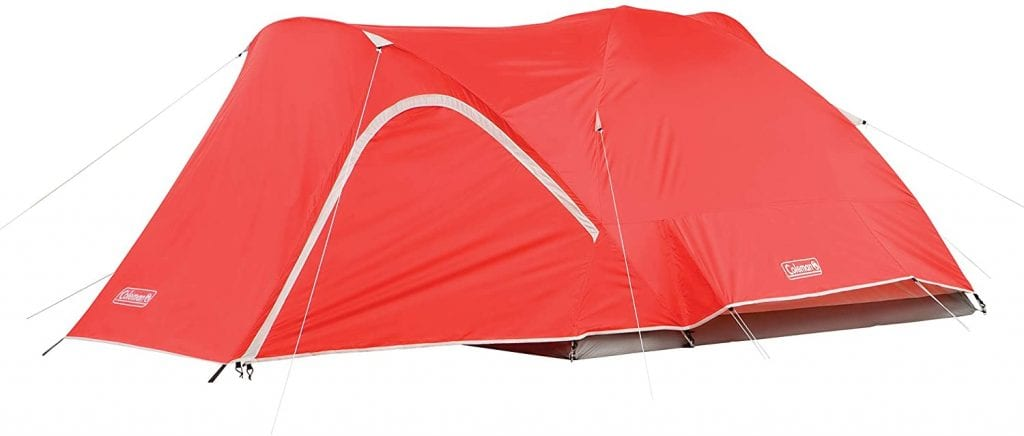 Coleman 2000018289 4 Person Backpacking Tent
