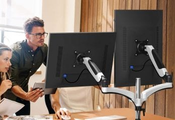 Dual Monitor Stands