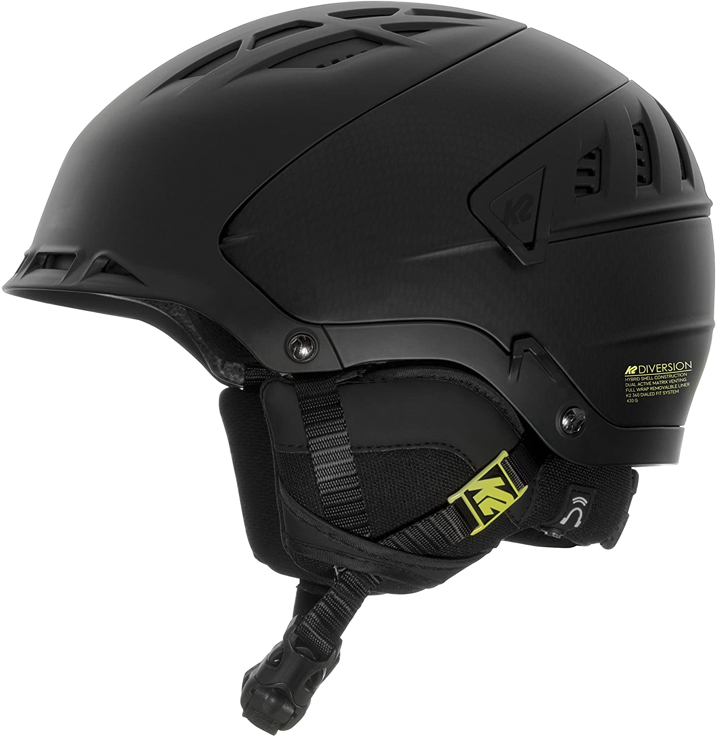K2 Diversion Ski Helmet 2018