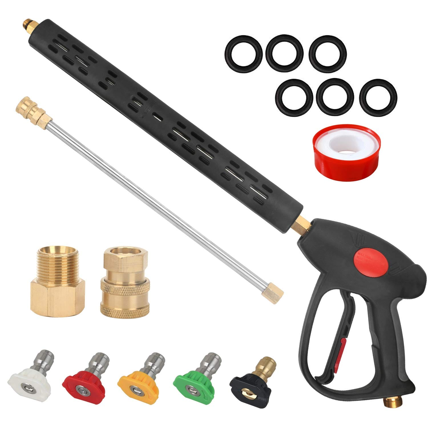 STYDDI High Pressure Washer Replacement Gun