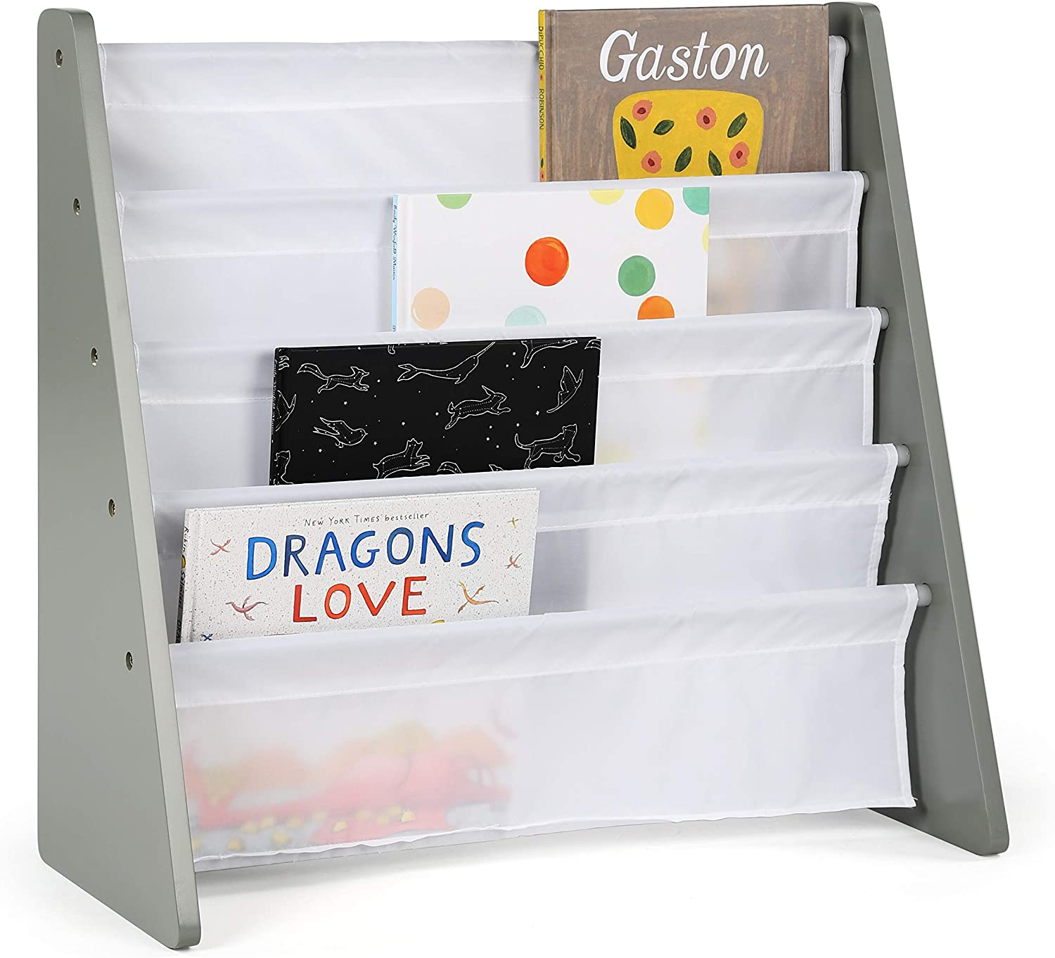 Humble Crew Kids Book Rack Storage Bookshelf