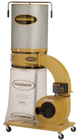 Powermatic PM1300TX-CK Dust Collector 1.75HP 1PH 115:230-Volt 2-Micron Canister Kit