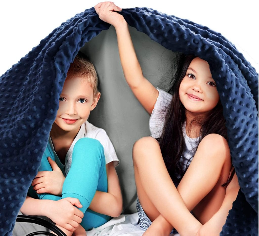 Quility premium weighted blanket for Kids