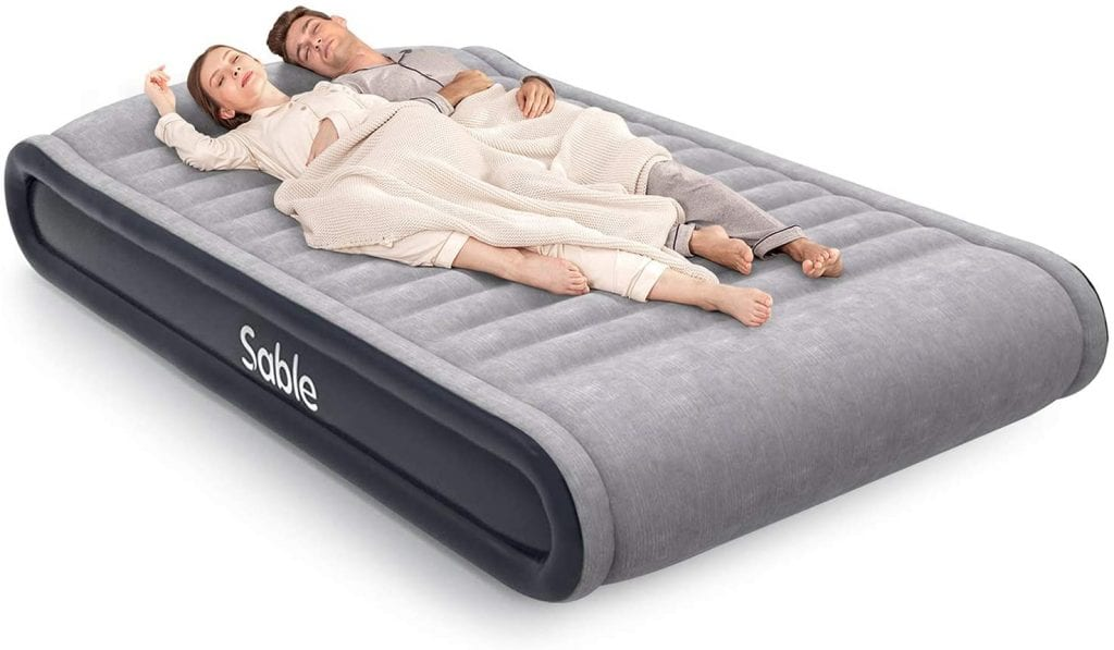 Sable Air Inflatable Bed
