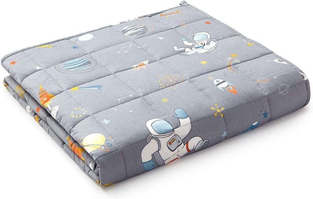 YnM Kids' weighted blanket