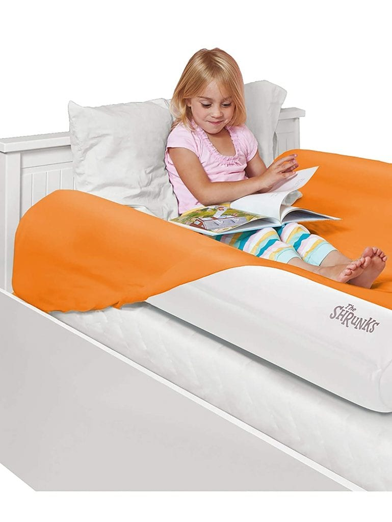 Reduce the Portable Toddler Bed fence