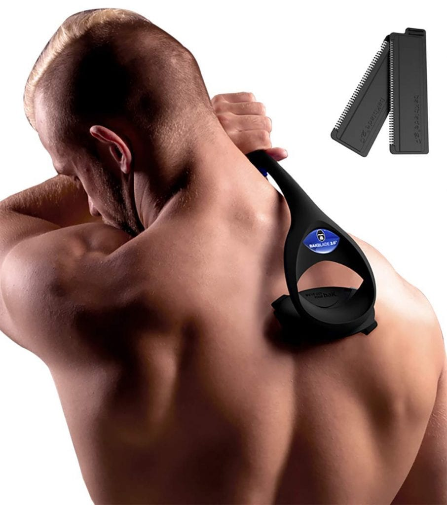baKblade 2.0 PLUS – Back Shaver
